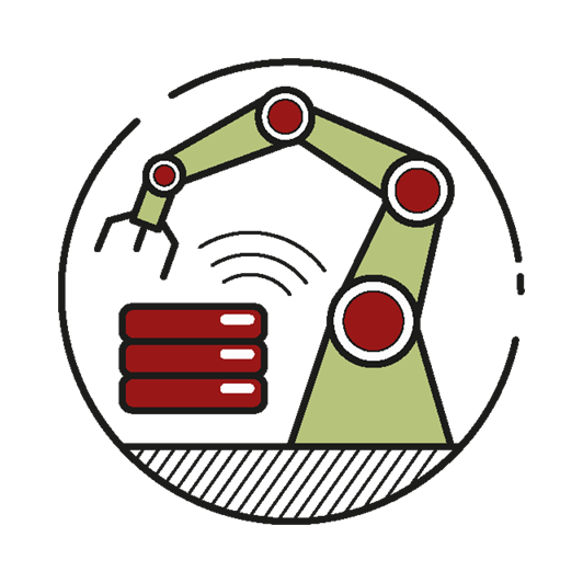 Conexión por máquinas