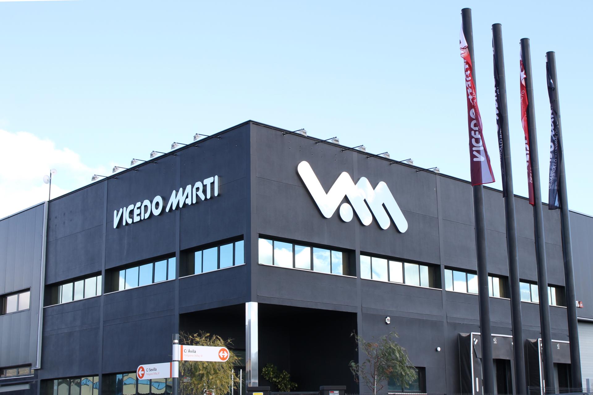 Vicedo Martí invierte en nuevas instalaciones