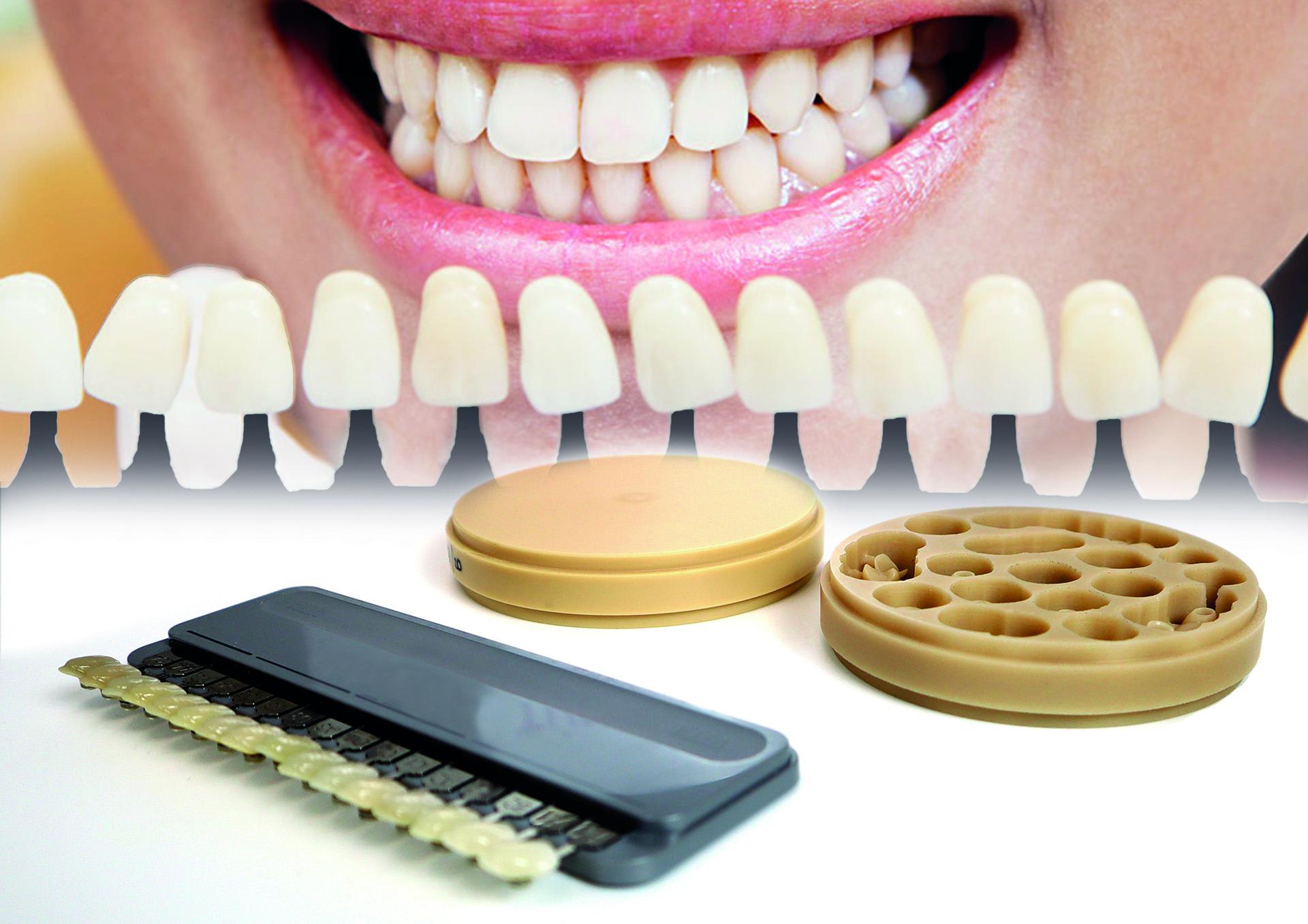 Integral Research Dental S.L. (IRD) confía la fabricación de sus discos t-Gd a Vicedo Martí