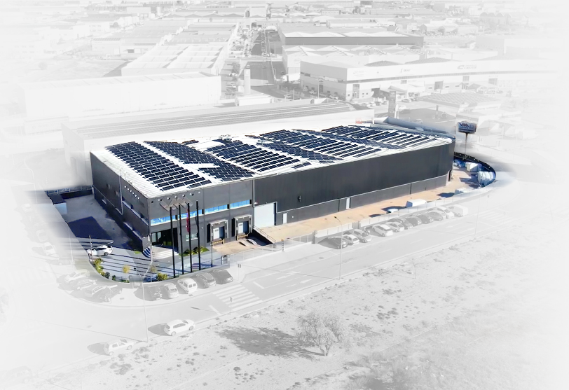 Empresa - placas solares - actual