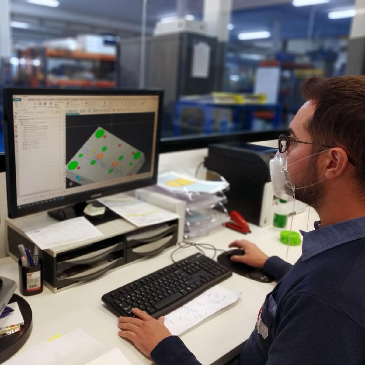 Oficina Técnica - I+D+Diseño