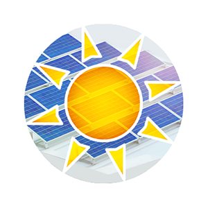 Placas solares - instalación solar fotovoltaica