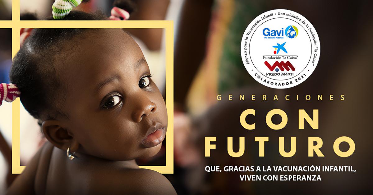 Vicedo Martí se une a la alianza para la vacunación infantil