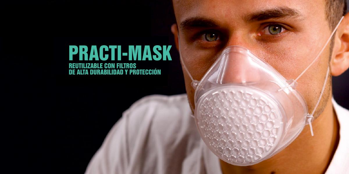 Vicedo Martí presenta su nuevo producto innovador: PRACTI-MASK