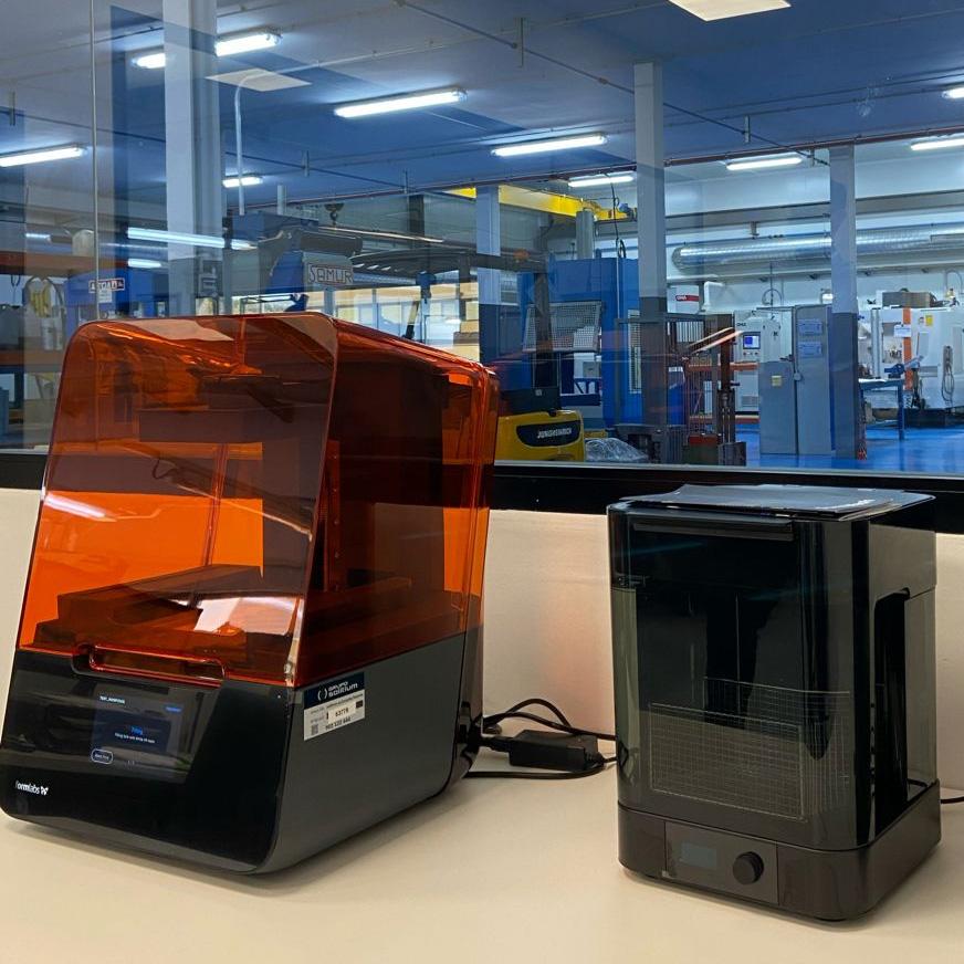 Prototipado impresión 3D